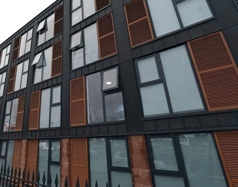Okna, drzwi i konstrukcje aluminiowe